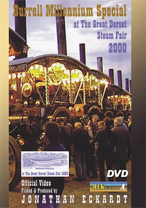The Burrell Millennium 2000 DVD