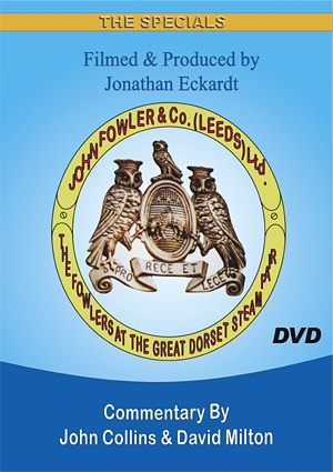 Fowlers at Great Dorset 1996 DVD