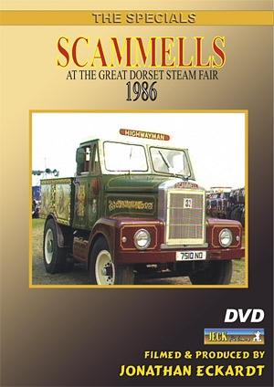 Scammells at Great Dorset 1986