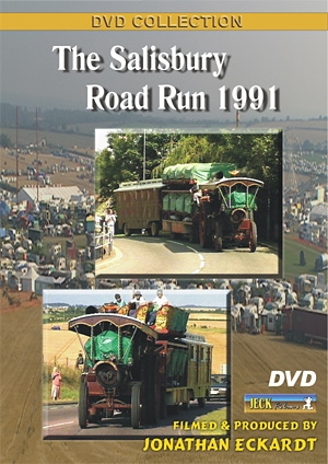 Salisbury Steam Road Run to Great Dorset 1991 DVD