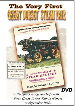 The Very First 'Great Dorset' 1969 DVD