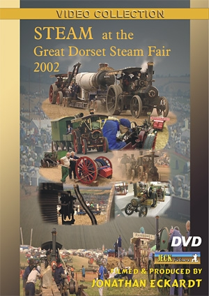 Steam At Great Dorset 2002 DVD