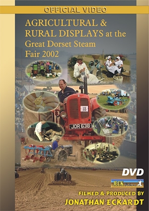 Rural Displays at Great Dorset 2002 DVD