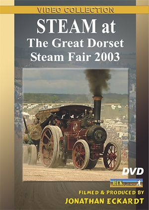 Steam at Great Dorset 2003 DVD