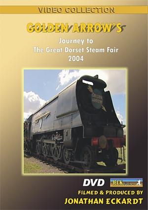 Golden Arrow's Journey to Great Dorset 2004 DVD