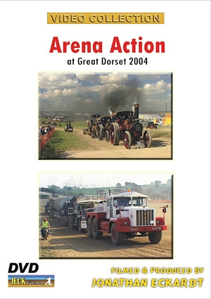 Arena Action at Great Dorset 2004 DVD