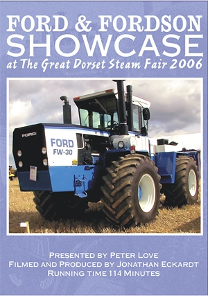 Ford & Fordson Showcase at Great Dorset 2006 DVD