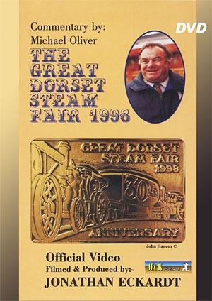 The Great Dorset Steam Fair 1998 DVD
