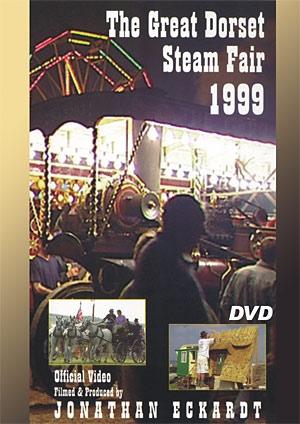 The Great Dorset steam Fair 1999 DVD