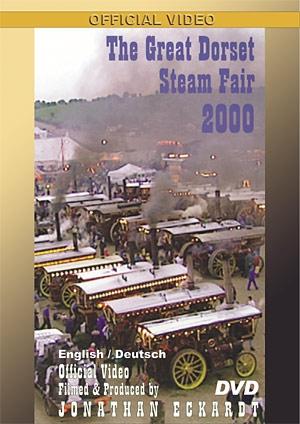 The Great Dorset Steam Fair 2000 DVD