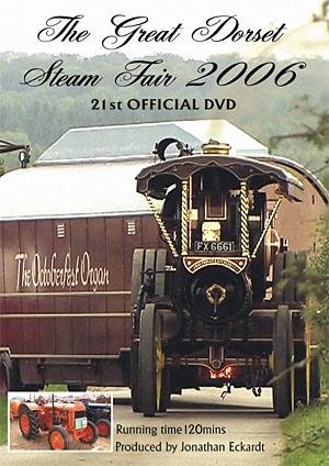 The Great Dorset Steam Fair 2006 DVD