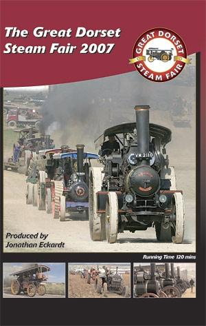 The Great Dorset Steam Fair 2007 DVD