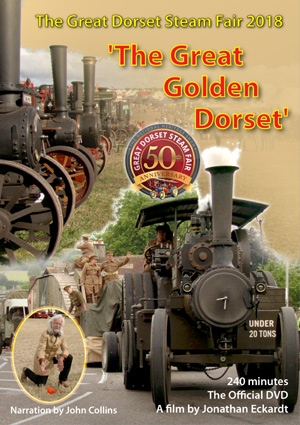 The Great Dorset Steam Fair 2018 DVD