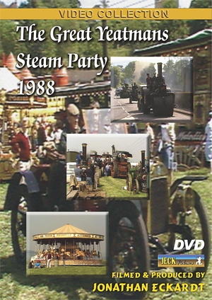 Great Yeatmans Steam Party 1988 DVD
