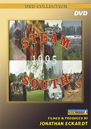 Steam South 1995 DVD