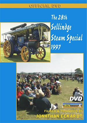 Sellindge 28th Steam Special 1997 DVD