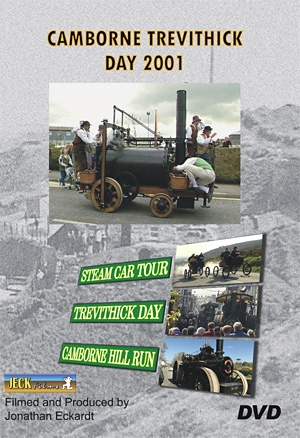 Camborne Trevithick Day 2001 DVD