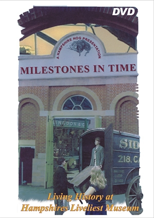 Milestones in Time DVD
