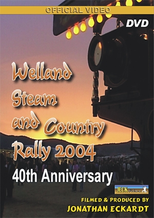 Welland Steam and Country Rally 2004 DVD