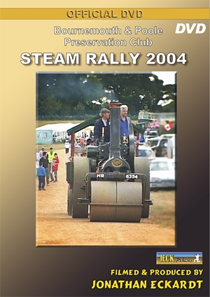 Bournemouth and Poole Rally 2004 DVD