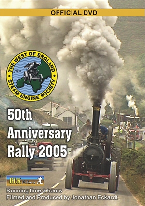 West of England 50th Rally 2005 DVD