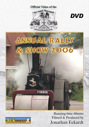 The Three Okefords Rally 2006 DVD