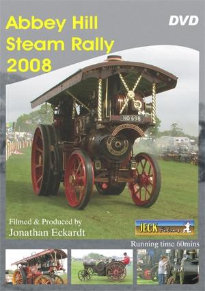 Abbey Hill Steam Rally 2008 DVD