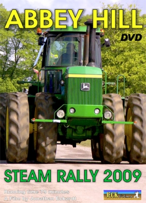 Abbey Hill Steam Rally 2009 DVD