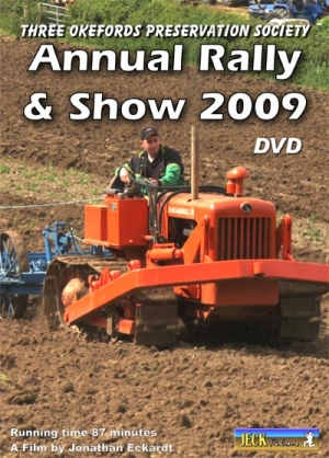 The Three Okefords Annual Rally and Show 2009 DVD
