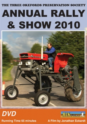 The Three Okefords Annual Rally & Show DVD 2010