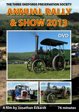 The Three Okefords Annual Rally & Show DVD 2013