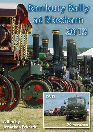 Banbury Rally at Bloxham DVD 2013
