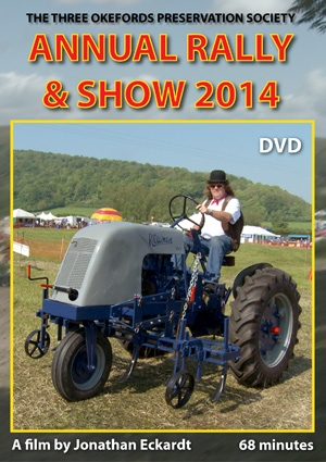 The Three Okefords Annual Rally & Show DVD 2014