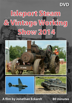 Isleport Steam & Vintage Working Show 2014 DVD