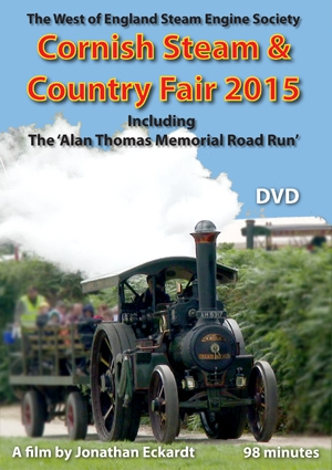 Cornish Steam and Country Fair 2015 DVD