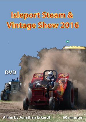 Isleport Steam & Vintage Show 2016 DVD