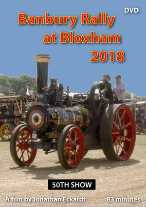 Banbury Rally at Bloxham DVD 2018
