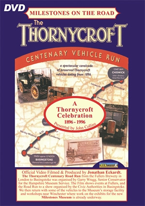 Thornycroft Centenary Road Run 1996 DVD