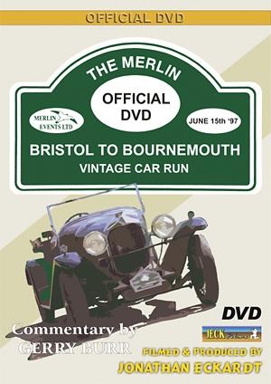 Bristol to Bournemouth Car Run 1997 DVD