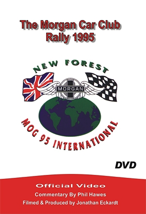 Morgan International Car Club Rally 1995 DVD