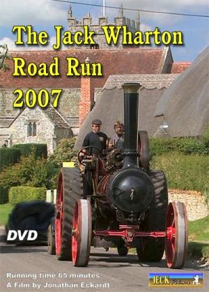 The Jack Wharton Road Run 2007 DVD