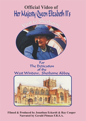 The Queen's Visit to Sherborne 1998 DVD