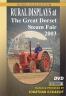 Rural Displays at Great Dorset 2003 DVD