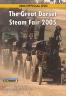 The Great Dorset Steam Fair 2005 DVD