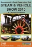 Bournemouth & Poole STEAM & VEHICLE SHOW DVD 2010